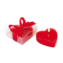 "Candle ""Sweetheart"""