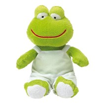 "Peluche grenouille ""Fred"""