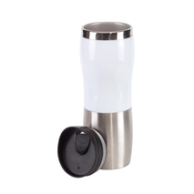 Vacuum flask WARMING UP with lid