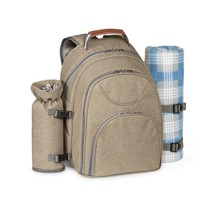 Thermal picnic backpack