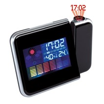 Projection alarm clock Colour