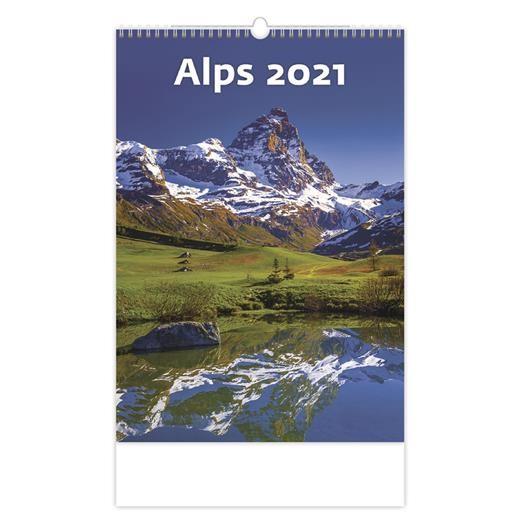 Kalendář Alps