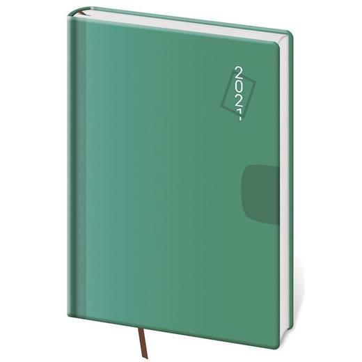 Denní diář A5 Vario Green
