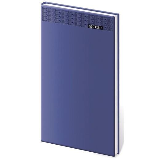 Kapesní diář Gommato modrý