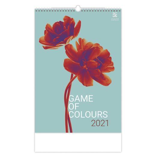 Kalendář Game of Colours