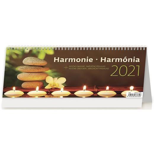 Kalendář Harmonie