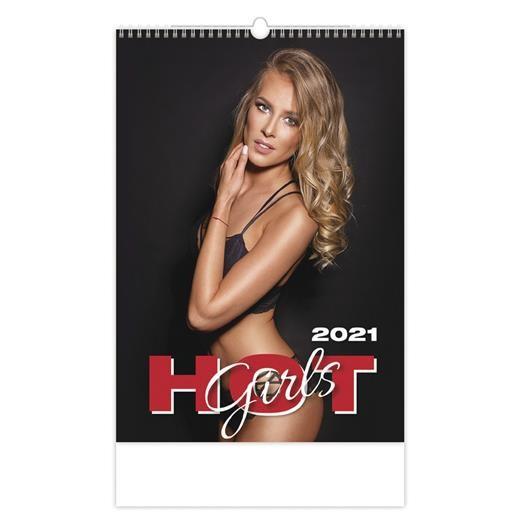 Kalendář Hot Girls