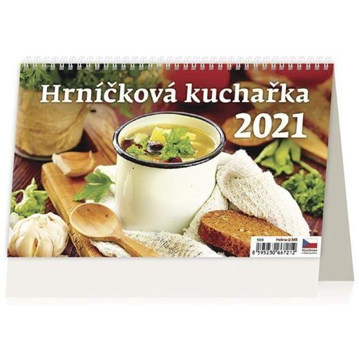 Kalendář Hrníčková kuchařka