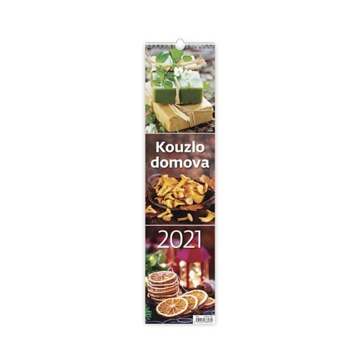 Kalendář Kouzlo domova - vázanka