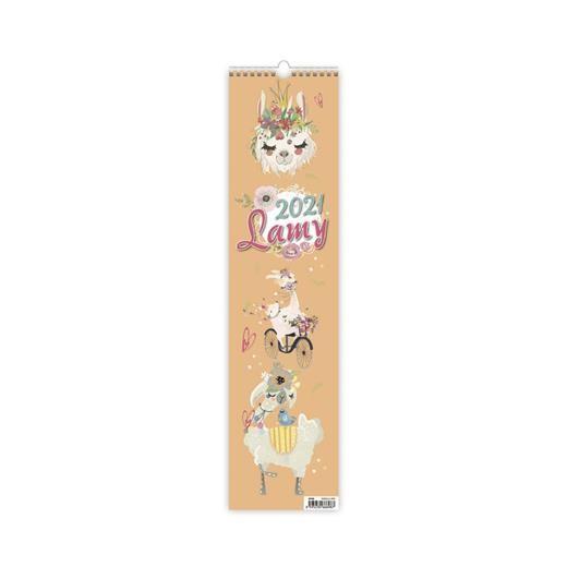 Kalendář Lamy - vázanka