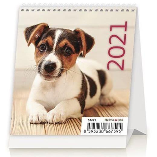 Kalendář Mini Puppies