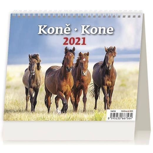 Kalendář Koně