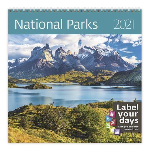 Kalendář National Parks