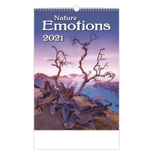 Kalendář Nature Emotions