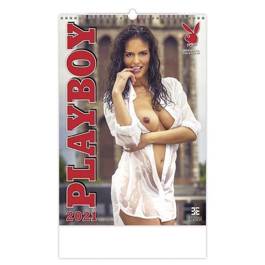 Kalendář Playboy