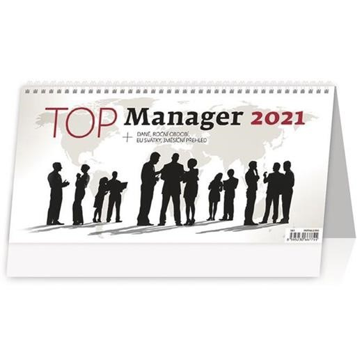 Kalendář Top Manager