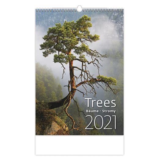 Kalendář Stromy