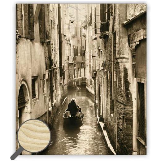 Dřevěný obraz Venezia