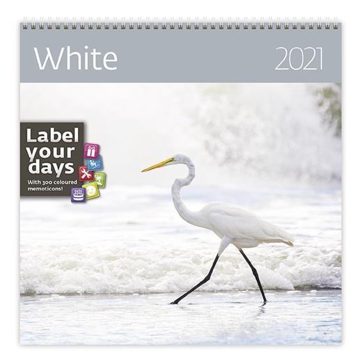 Kalendář White
