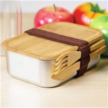 Edelstahl-Lunchbox Eco Taste
