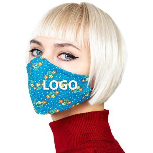 Logo-Schutzmaske