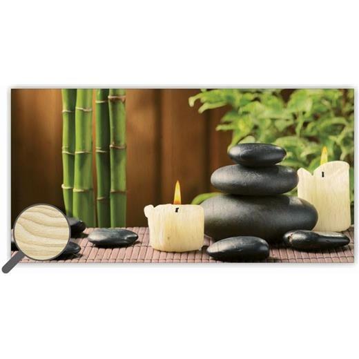 Dřevěný obraz Zen