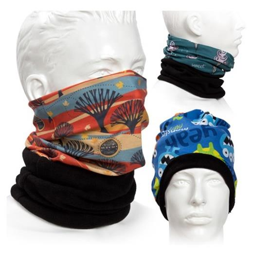 Antibakterielles Winter - Bandana