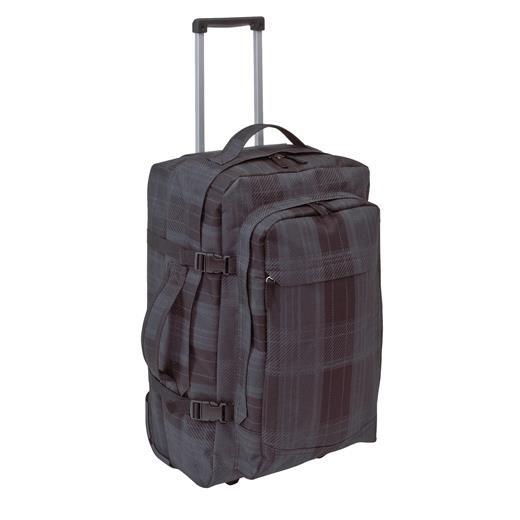 trolley rucksack checker. Black Bedroom Furniture Sets. Home Design Ideas