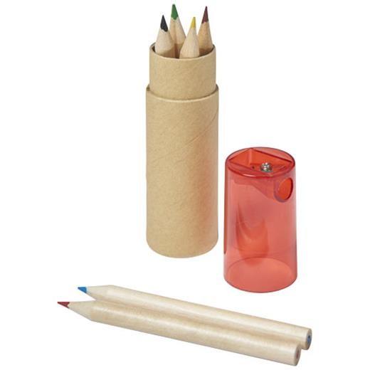 7-piece pencil set