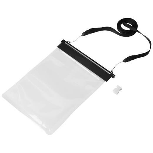 Splash mini tablet waterproof touchscreen pouch