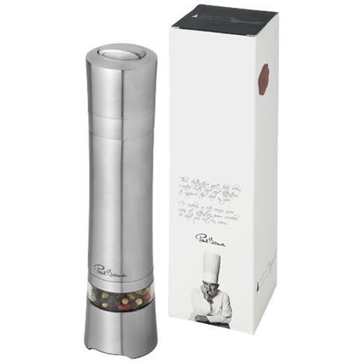 Solo electric pepper mill