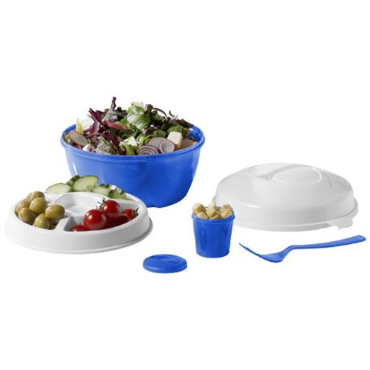 Caesar salad bowl set