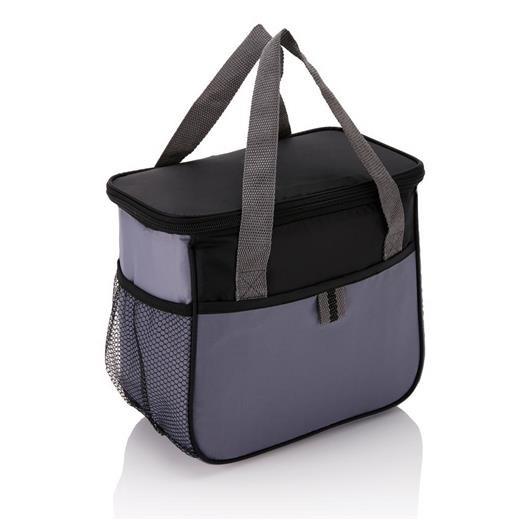 Basic cooler bag, blue
