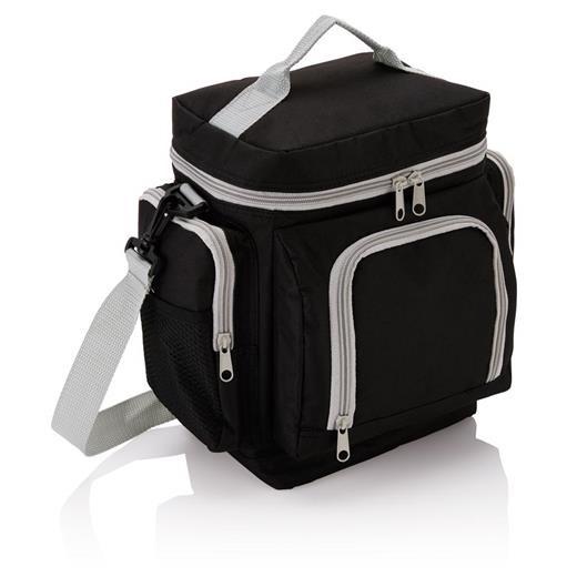 Deluxe travel cooler bag, navy