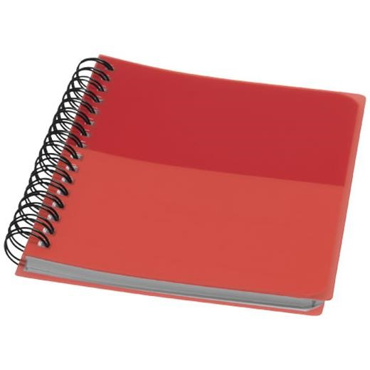 Colour Block A6 notebook