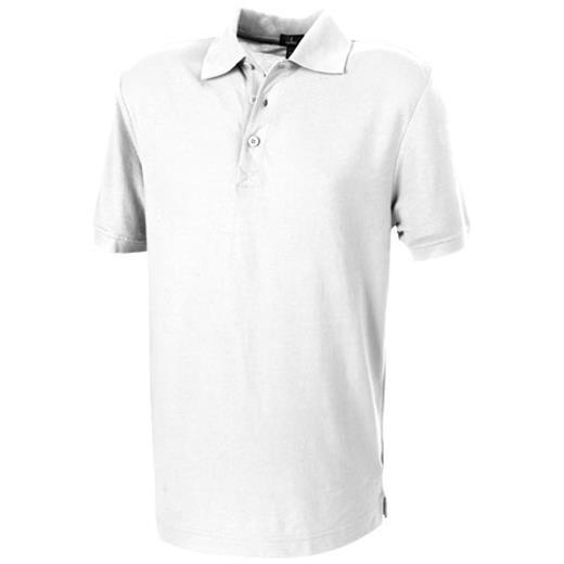 Crandall short sleeve polo