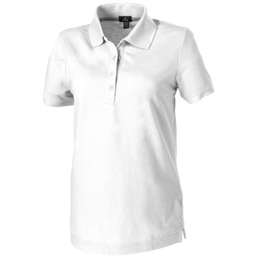 Crandall short sleeve ladies polo