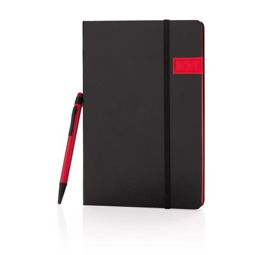 A5 bilježnica s USB-om i touch olovkom