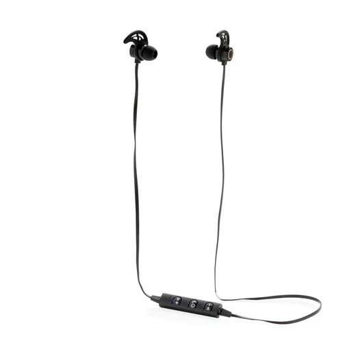 Click earbuds, black