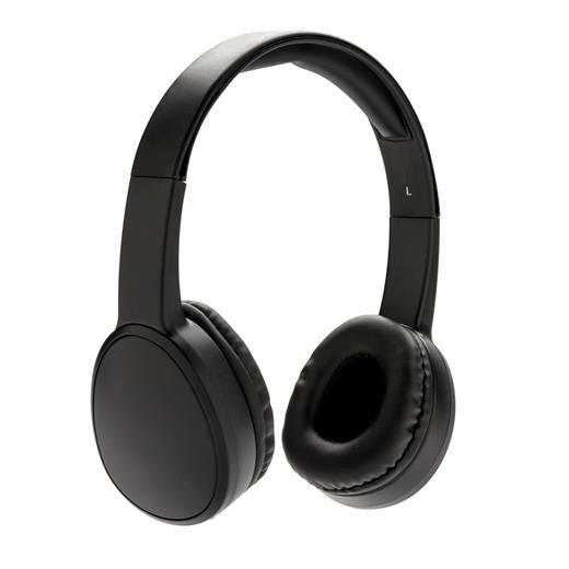 Fusion wireless headphone, black