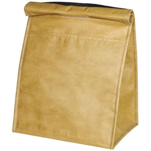 Paper Bag 12-Can Lnch Clr BR