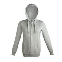 AMSTERDAM WOMEN. Women''s hooded full zipped sweatshirt