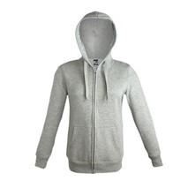 AMSTERDAM. Men''s hooded full zipped sweatshirt