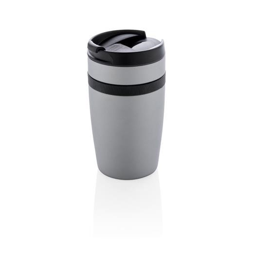 Sierra leak proof vacuum coffee tumbler, black