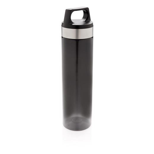 Leakproof tritan bottle, black
