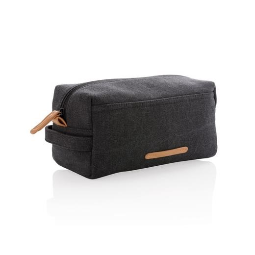 Platnena kozmetička torbica
