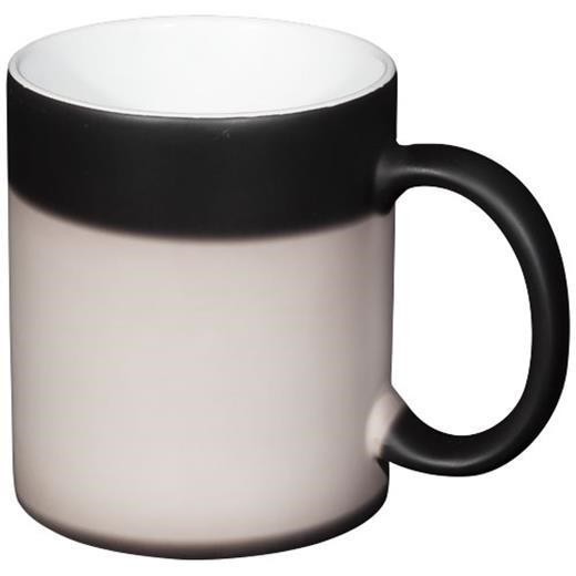 Kaffa 330 ml thermochromic ceramic sublimation mug