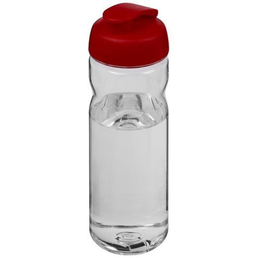 H2O Base Tritan™ 650 ml flip lid sport bottle