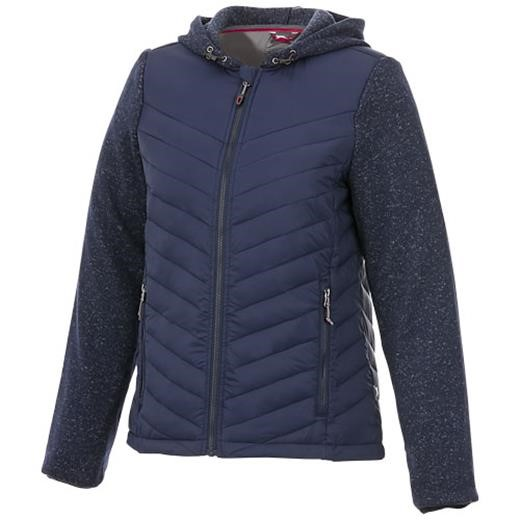 Hutch women's hybrid insulated jacket