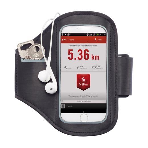 Universal phone sport armband Black